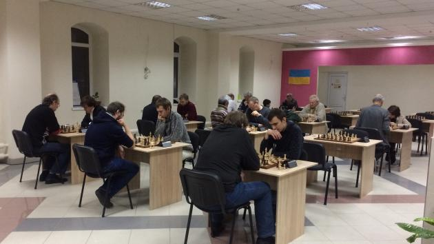 Rapid in TWO ROOKS Odessa chess club