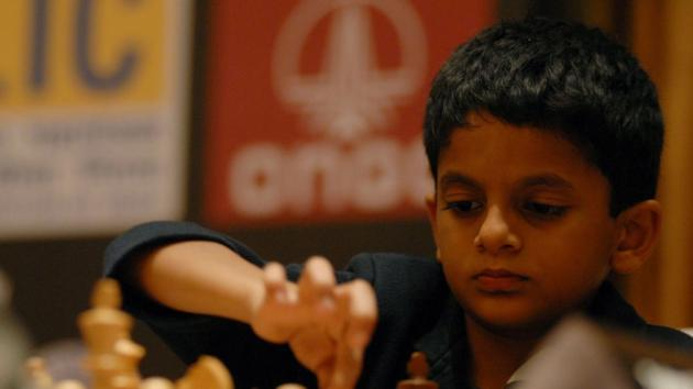 12 yrs old Wonder Boy Nihal Sarin ended the game in 13 moves