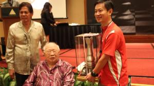 How I became Singapore's top chess player - a tribute to Grandmaster Zhang Zhong's Thumbnail