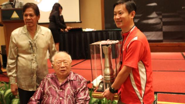 How I became Singapore's top chess player - a tribute to Grandmaster Zhang Zhong