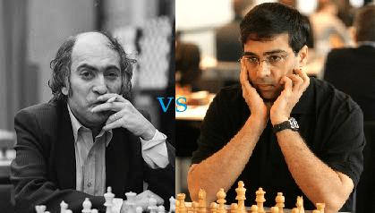 Mikhail Tal vs Viswanathan Anand