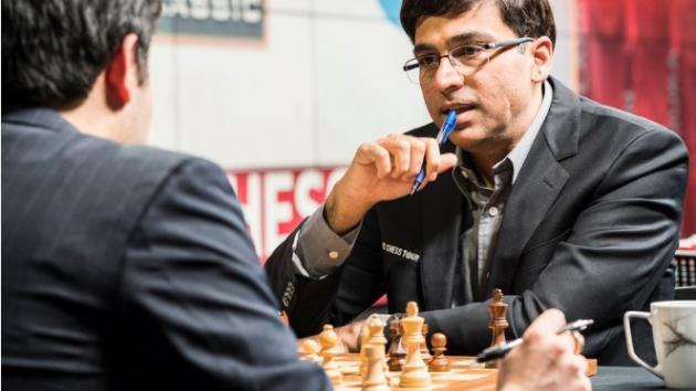 INTERESTING Game NAKAMURA Vs ANAND - London Chess Classic 2017