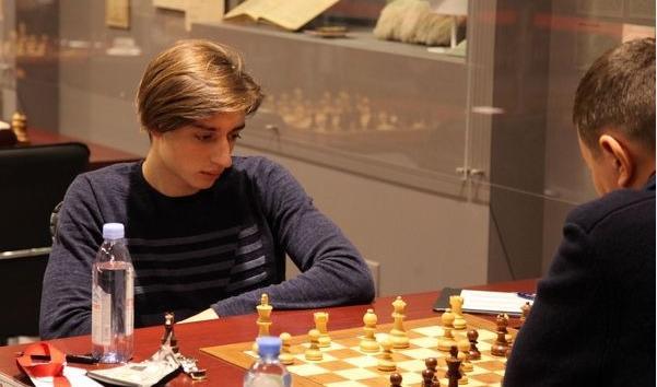 Daniil Dubov BEAT Sergey Volkov - Russian Championship Superfinal Round 1