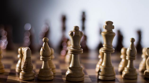 Schach! Immer wieder eine Herausforderung!