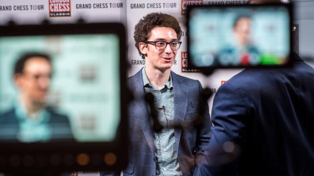 London Chess Classic. Раунд 4