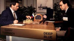 Battle between Machine and Man: Deep Blue vs Garry Kasparov's Thumbnail