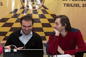 Mamedyarov y Grischuk al Mundial por MI Juan Röhl