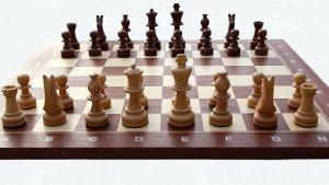 How to Remember the Beginning Position of Chess Pieces.'s Thumbnail