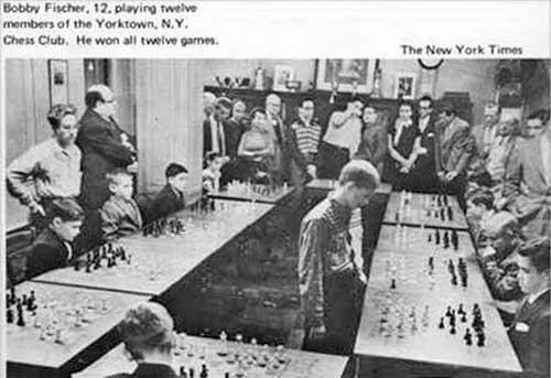 13 year old Bobby Fischer's 'Game of the Century' Analyzed!