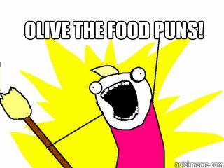 GFE Presents Food Puns Part 1