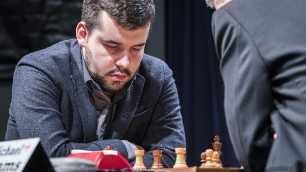 London Chess Classic. Раунд 6