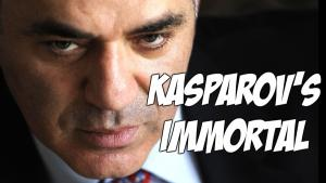 Kasparov's Ultimate Immortal Game? Yes!'s Thumbnail