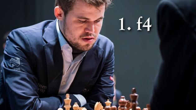 London Chess Classic. Раунд 7
