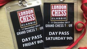 London Chess Classic – a first-time spectator's view's Thumbnail