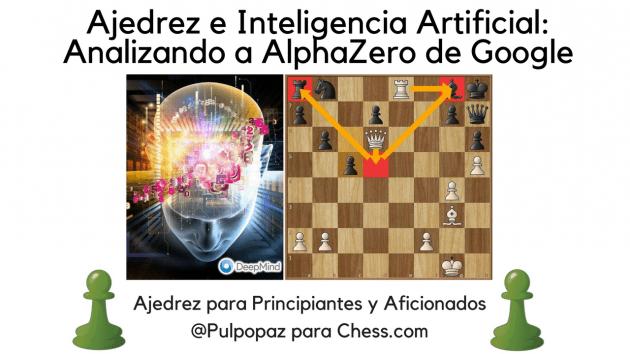 Ajedrez e Inteligencia Artificial: Analizando a AlphaZero de Google