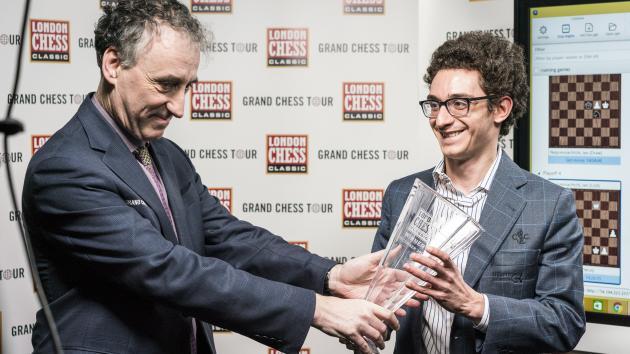 London Chess Classic. Раунд 9. Итоги