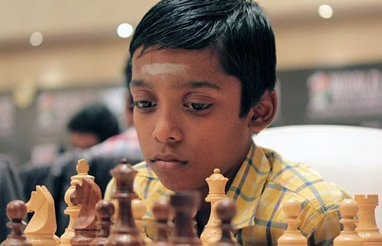 12 year old Praggnanandhaa Beats 2700+ GM