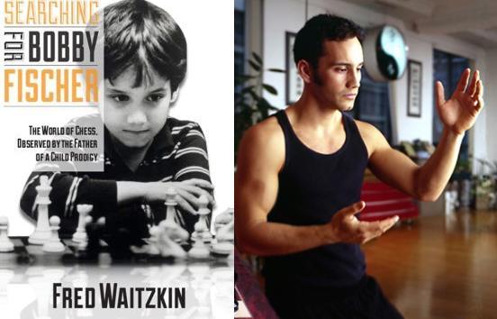 11-year old Josh Waitzkin The Immortal Rook Lift