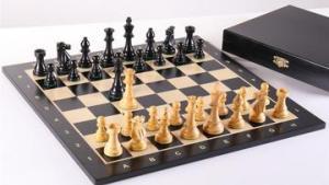 Midnight Club Wooden Chess Set's Thumbnail