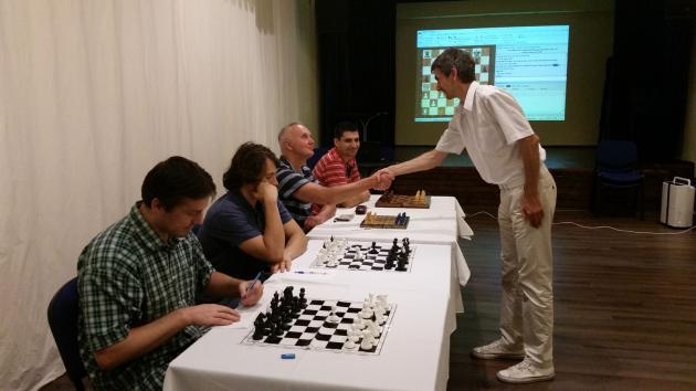 Chess Simul with IM Attila Turzo on Sunday at 7:00 am New York time's Thumbnail