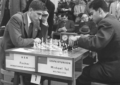 Clash of Titans: Mikhail Tal vs Bobby Fischer