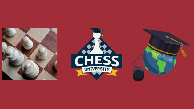 Get Recorded Seminars From Chess University's FMs Dalton Perrine and Arne Jochens