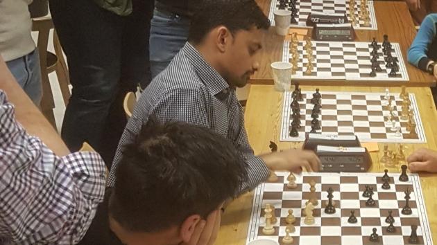 My best chess win