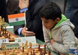 Nihal Sarin won the game of blunders