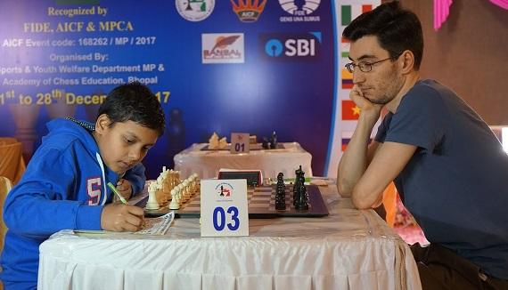 10 yrs Souhardo Basak beat GM: Biggest chess upset