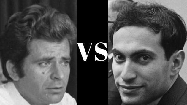 Boris Spassky got shocked by Mikhail Tal's Move