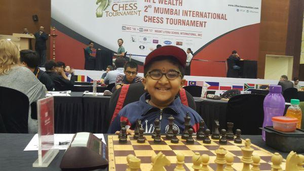 11-year-old Aditya Mittal Crushes a Grandmaster with a Blistering Attack