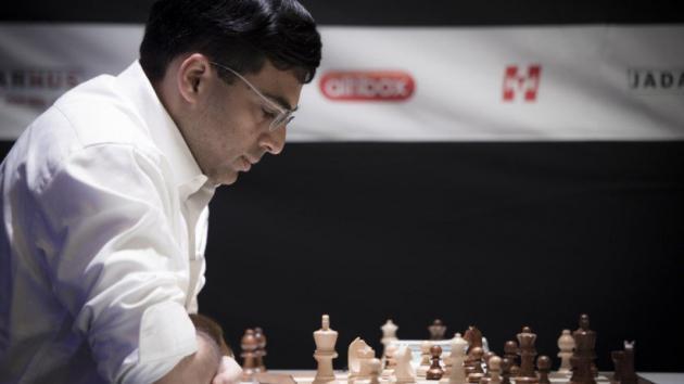 Anand é o novo campeão mundial de semi-rápidas
