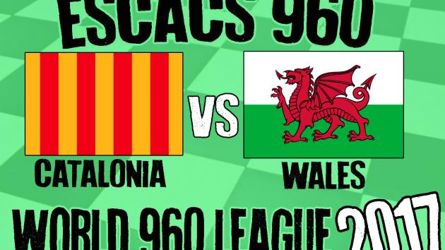 Escacs 960 Catalonia vs Wales (World Chess 960 League)