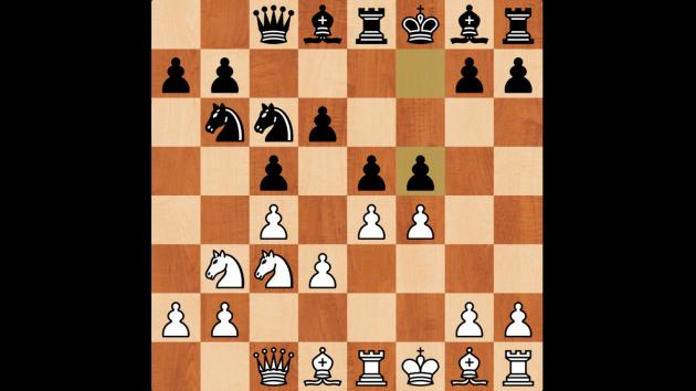 First serious Chess960.
