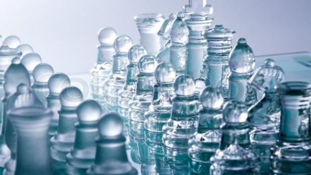 My Glass Chessboard