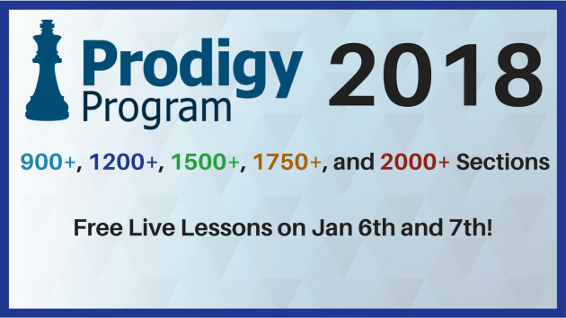 Join Our Free Prodigy Program Lessons This Weekend!