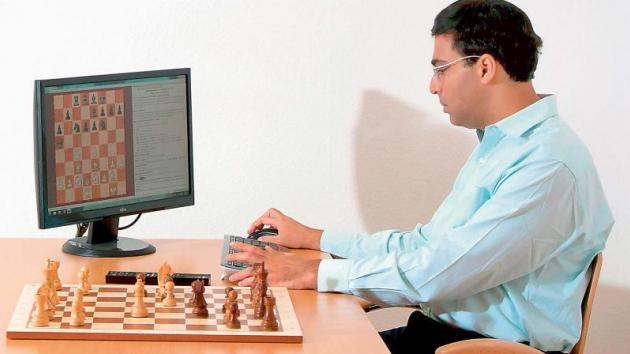 Top of the line: Chess machine using AI goes for opponent's throat