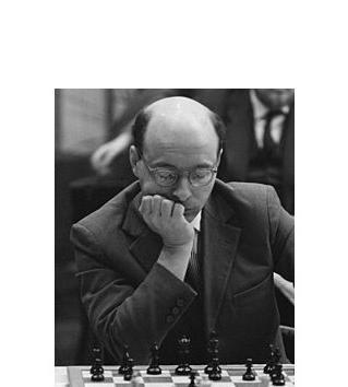 Bondarevsky-Bronstein, 31st USSR Championship, Leningrad, 1963