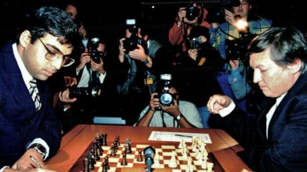 Karpov - Anand World Championship Match 1998
