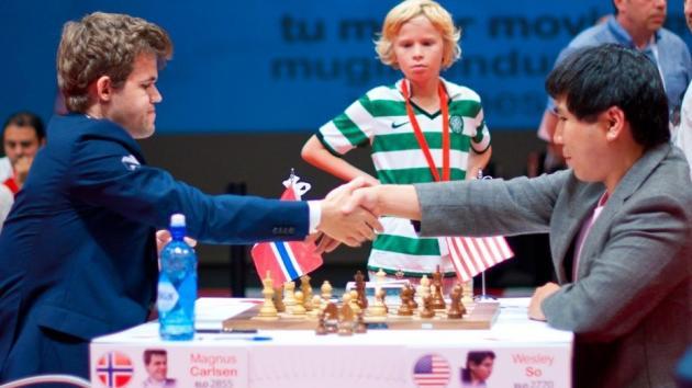 Wesley So outplayed Magnus Carlsen in a marvelous endgame