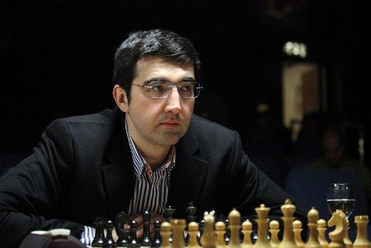 Clash Of Generations: Kramnik Wins Simple Chess Against Wei Yi