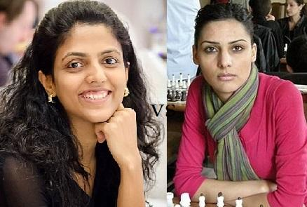 Harika Dronavalli Best Indian Female Chess Player
