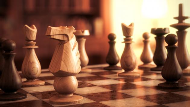 Как я начал играть в шахматы