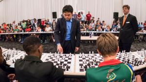 Massive week for African Chess with Super Grandmaster Hikaru Nakamura in South Africa's Thumbnail