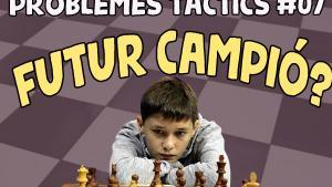 Escacs Problemes Tàctics #07 Andrey Esipenko...futur campió?'s Thumbnail