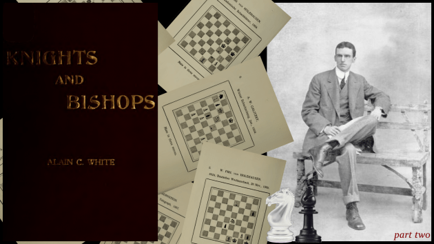 Knights & Bishops: A beautiful thematic chess problem collection (part II)