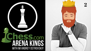 How to misplay Arena Kings after losing a winning position to Aman Hambleton!'s Thumbnail
