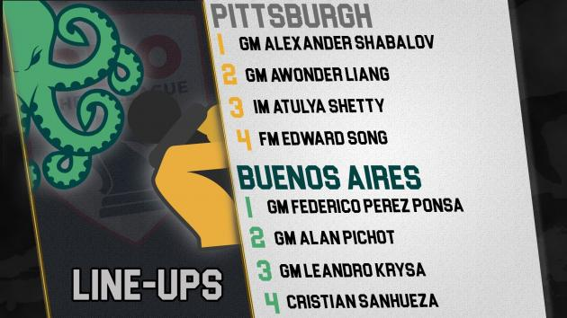 Pittsburgh Starts Season with Resounding Win over Buenos Aires