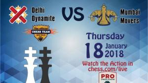 Delhi Dynamite starts with a draw against Mumbai Movers's Thumbnail