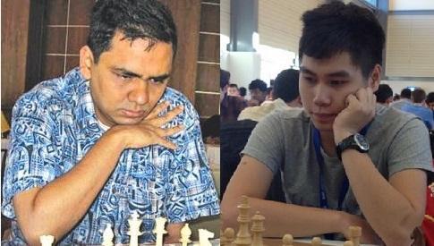Ziaur Rahaman vs Tran Tuan Minh